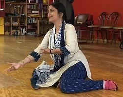 Pavithra Srinivasan Dance