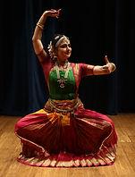 Pavithra Srinivasan Dancer