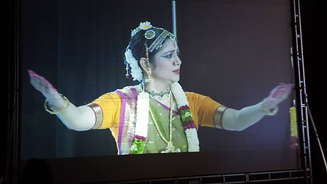 Global Dharma Conference 2015 Pavithra
