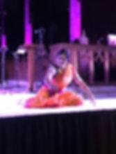 Princeton Pavithra Srinivasan Dance