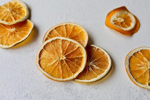 Naranja en rodajas
