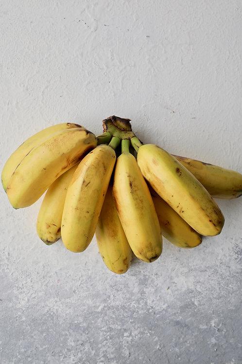Banano bocadillo