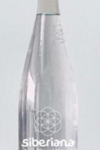Agua mineral Siberiana 475ml