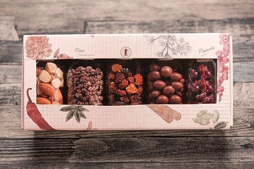 Kit chocolates y frutos