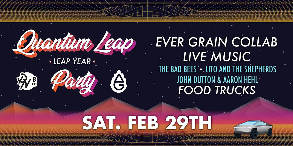 Quantum Leap: Leap Year Party at Double Nickel Brewery