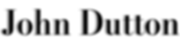 John Dutton TEXT LOGO Black and Grey.png