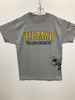 Hilmar Yellowjackets Youth Tee - HY037