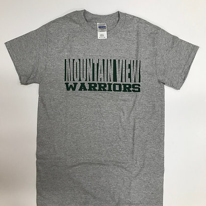 Mountain View Warriors Tee - MT011