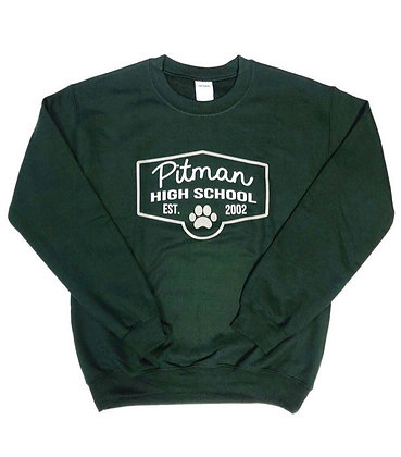 Pitman High School Crewneck - PP336