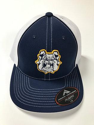 Turlock Bulldogs Mesh Hat - TB601