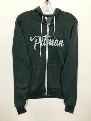 Pitman Zip-Up Hoodie - PP349