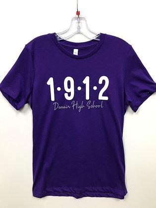 Denair 1912 Missy Tee - DC137