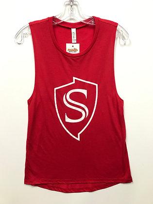 CSU Stanislaus Shield Women's Muscle Tank - SW059