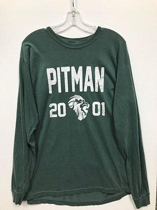 Pitman Long Sleeve Shirt - PP343