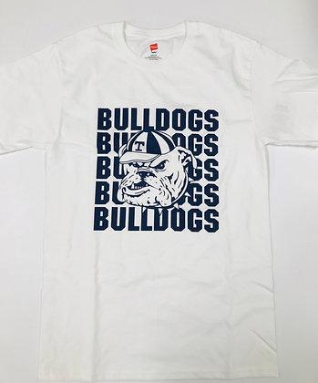 Turlock Classic Bulldogs Tee - TB527
