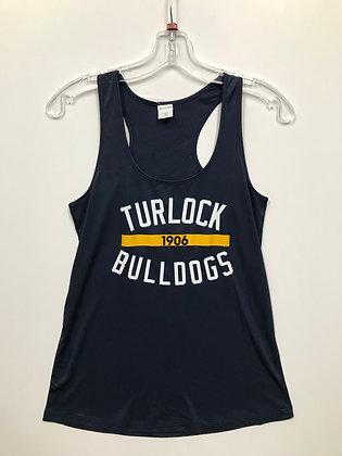 Turlock Bulldogs Women's Performance Tank - TB571
