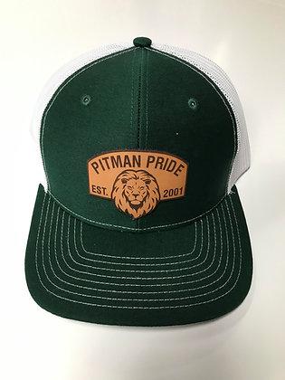 Pitman Patch Snapback Trucker Hat - PP354