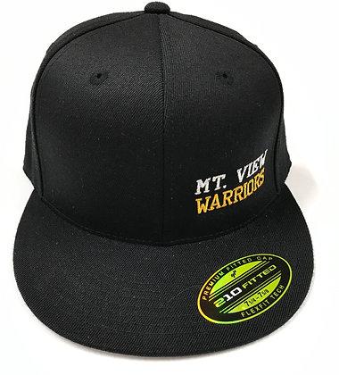Mountain View Flat Bill Hat - MT001