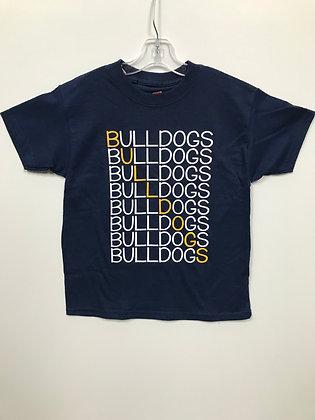 Turlock Bulldogs Youth Tee - TB465