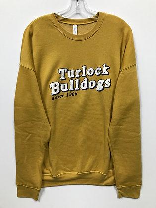 Turlock Bulldogs Since 1906 Crewneck - TB549