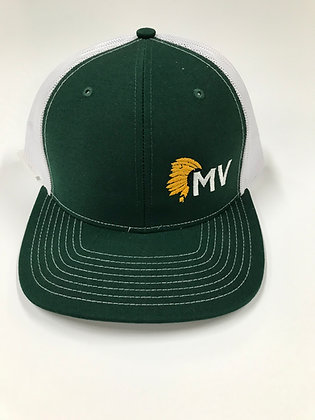 Mountain View Snapback Hat - MT027