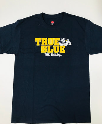 Turlock True Blue Tee - TB041