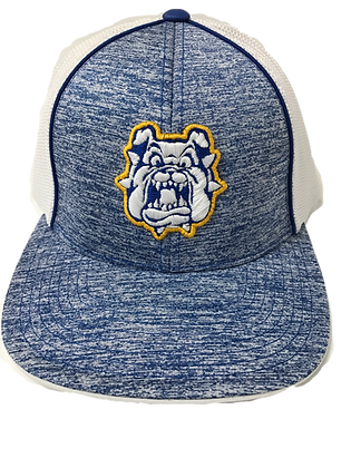 Turlock Bulldog Mesh Hat - TB270