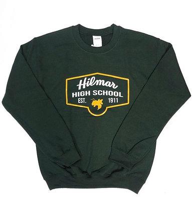 Hilmar High School Crewneck - HY230