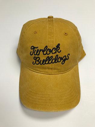 Turlock Bulldogs Dad Hat - TB537 & TB536