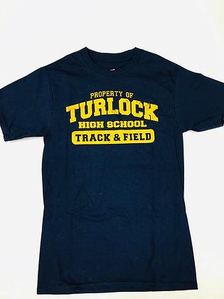 Turlock Track & Field Tee - TB361