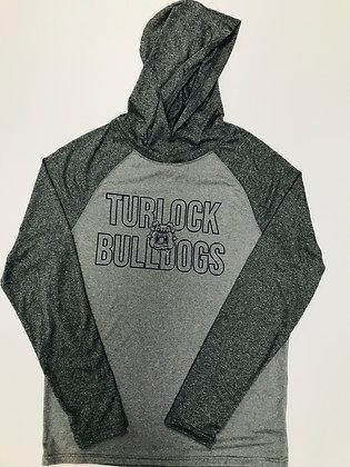 Turlock Bulldogs Performance Hoodie - TB589