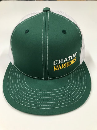 Chatom Warriors Snapback Hat - CH012