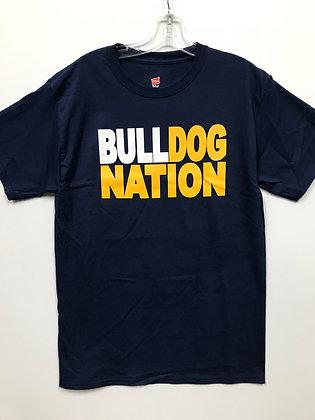Turlock Bulldog Nation Tee - TB188