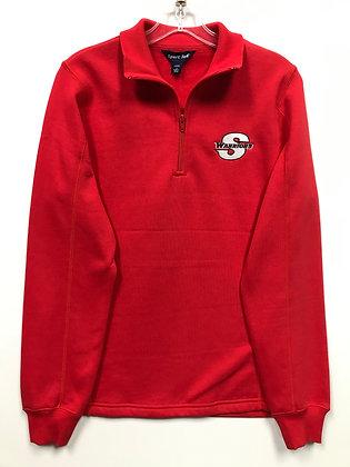 CSU Stanislaus Women's 1/4 Zip Sweatshirt - SW053