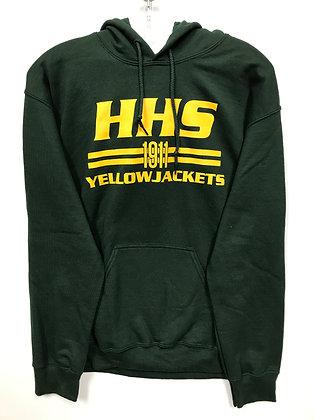 Hilmar HHS Yellowjackets Hoodie - HY250