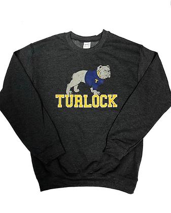 Turlock Bulldog Crewneck - TB508