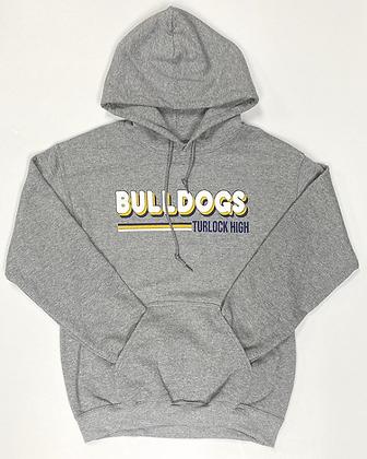Turlock High Bulldogs Hoodie - TB598