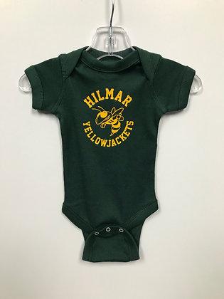 Hilmar Yellowjackets Onesie - HY144