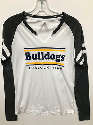 Turlock Bulldogs Women's Long Sleeve - TB529
