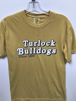 Turlock Bulldogs Since 1906 Tee - TB530