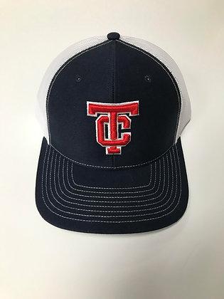 Turlock Christian TC Trucker Hat - TC036