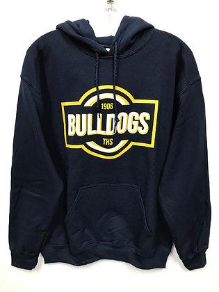 Turlock Bulldogs Hoodie - TB594