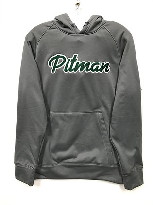 Pitman Tackle Twill Performance Hoodie - PP357