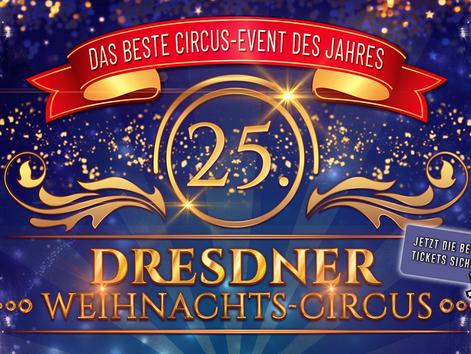 David Larible wystąpi na Dresdner Weihnachtscircus?