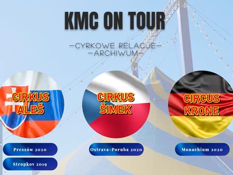 KMC ON TOUR - otwieramy nowy dział!