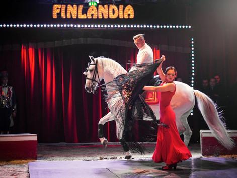 Sirkus Finlandia zaprasza na nowy spektakl