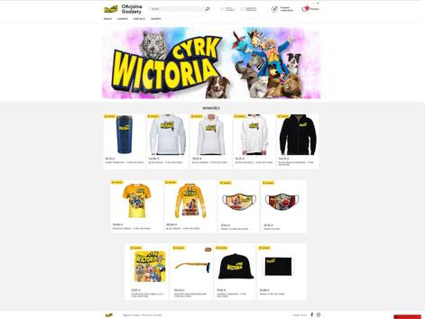 Cyrk Wictoria otworzył swój sklep internetowy. Zniżki dla naszych Czytelników!