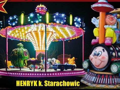 Cyrklandia Arena otwiera się w kwietniu. Znakomity pomysł polskiego cyrku.