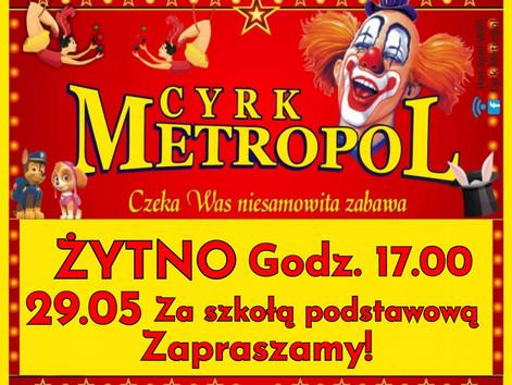 """""""Metropol"""" startuje w Żytnie"""