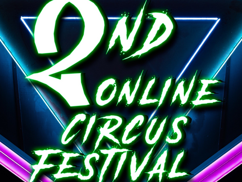 Online Circus Festival: znamy daty